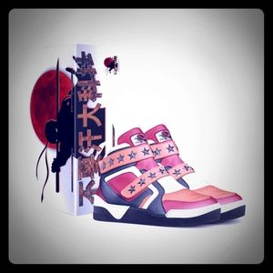 DSDT's: FASHION STARS HI TOP